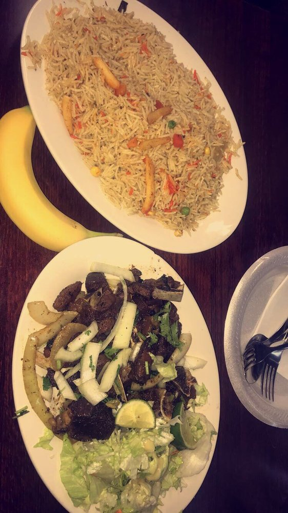 African Paradise Restaurant: 3741 W Broad St, Columbus, OH