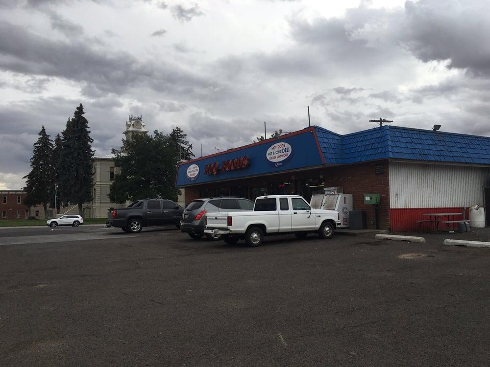 Pdq Food Mart: 403 E Main St, Dayton, WA