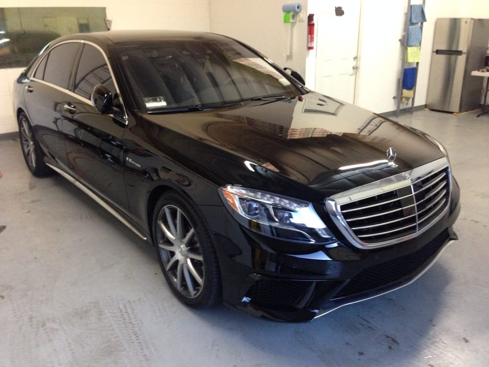 2014 Merz Benz S63 Amg Pure Luxury Llumar Ctx Ceramic 15