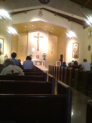 St Francis De S Catholic Church 600 Lenox Ave Miami Beach Fl Places Of Worship Mapquest