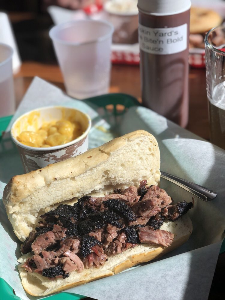 Smokin' Yards BBQ: 2736 Colorado Blvd, Idaho Springs, CO