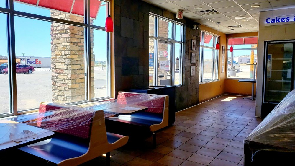 Dairy Queen Grill & Chill: 169 Casa Blanca Rd, Paraje, NM