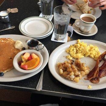 Monument Cafe Georgetown Tx Breakfast