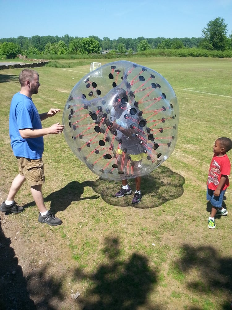 Little Rock Bubble Ball