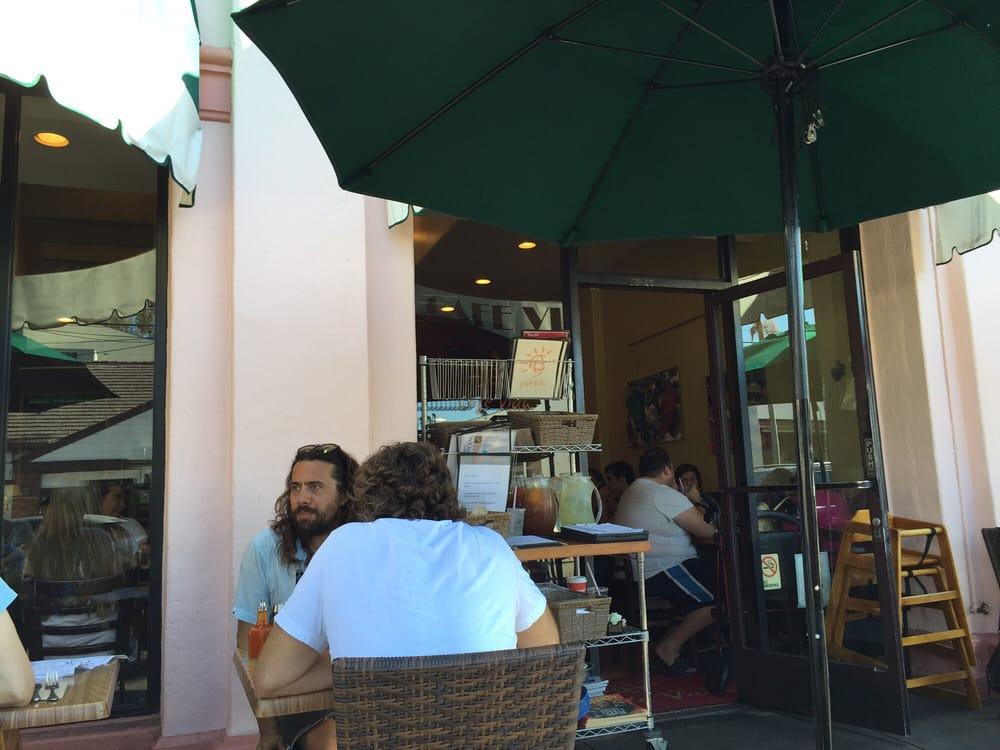 Cafe Vida Pacific Palisades Ca
