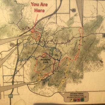 Po Of Dreamy Draw Recreation Area Phoenix Az United States Map Of