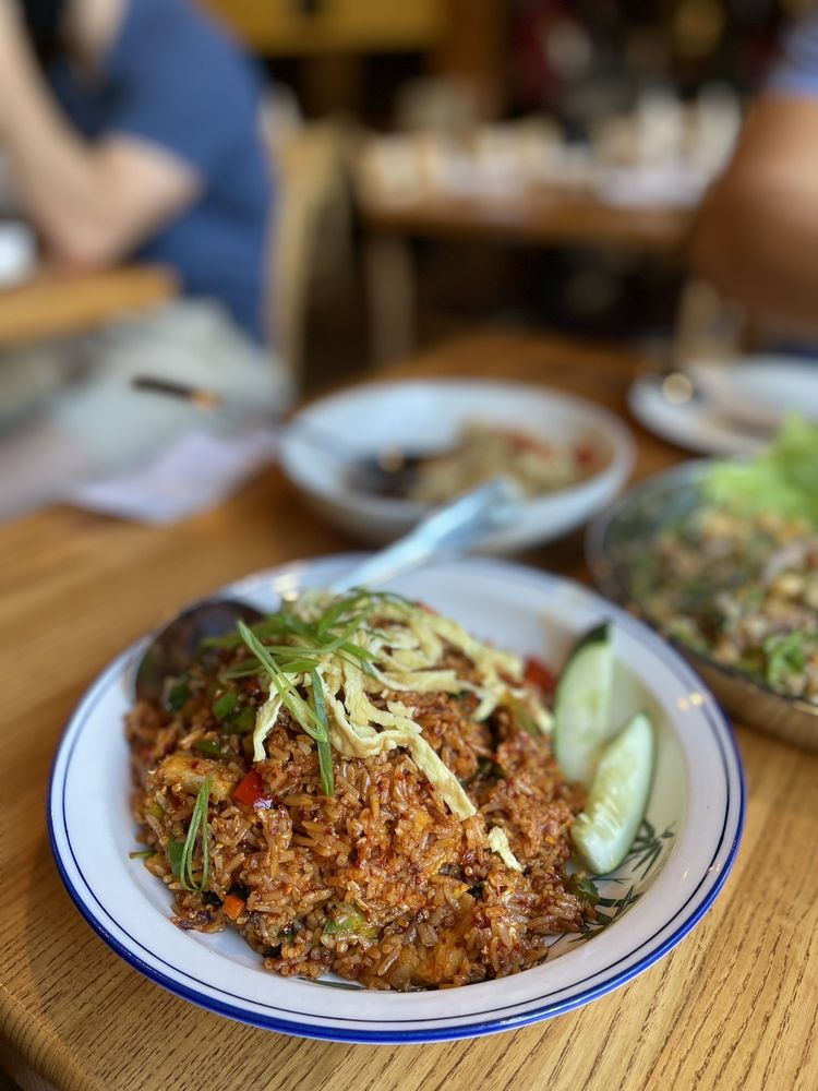 Food from Thip Khao