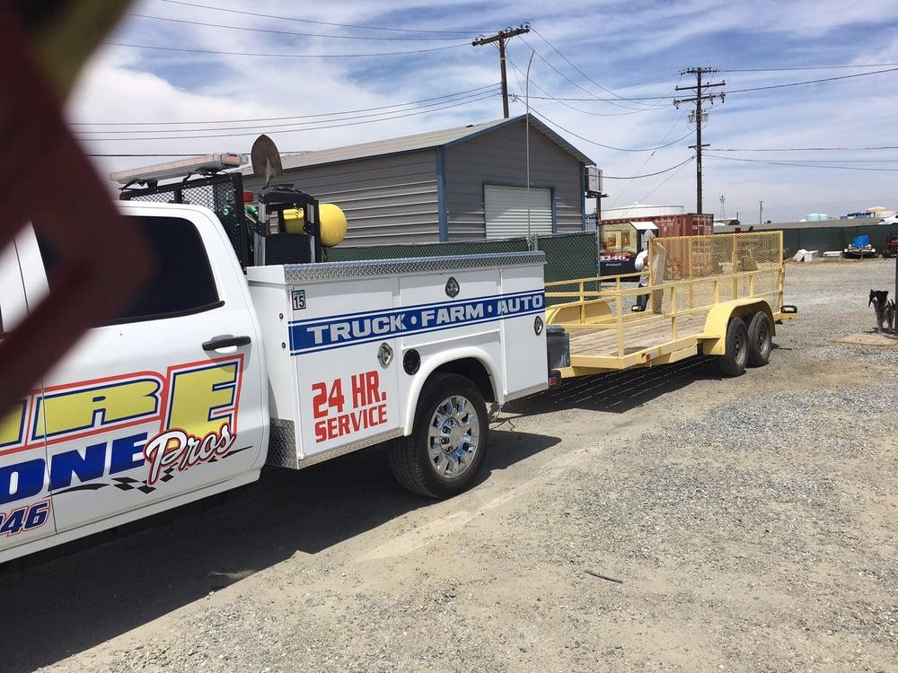 Tire Zone: 1400 Garzoli Ave, Delano, CA