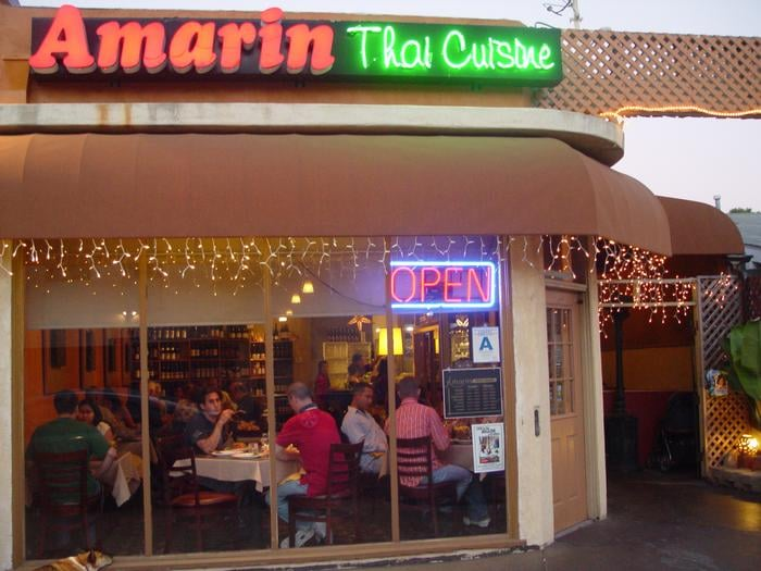 It 39 s that good yelp for Amarin thai cuisine