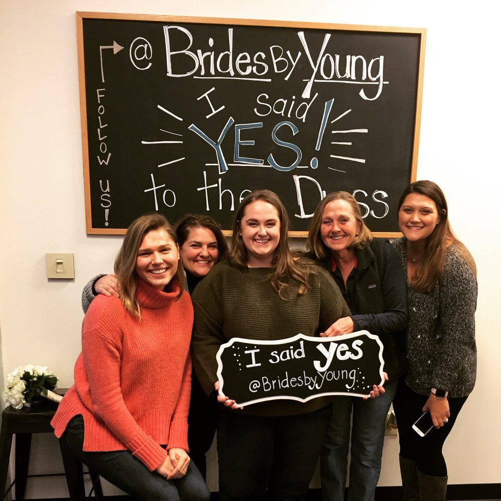 Brides by Young
