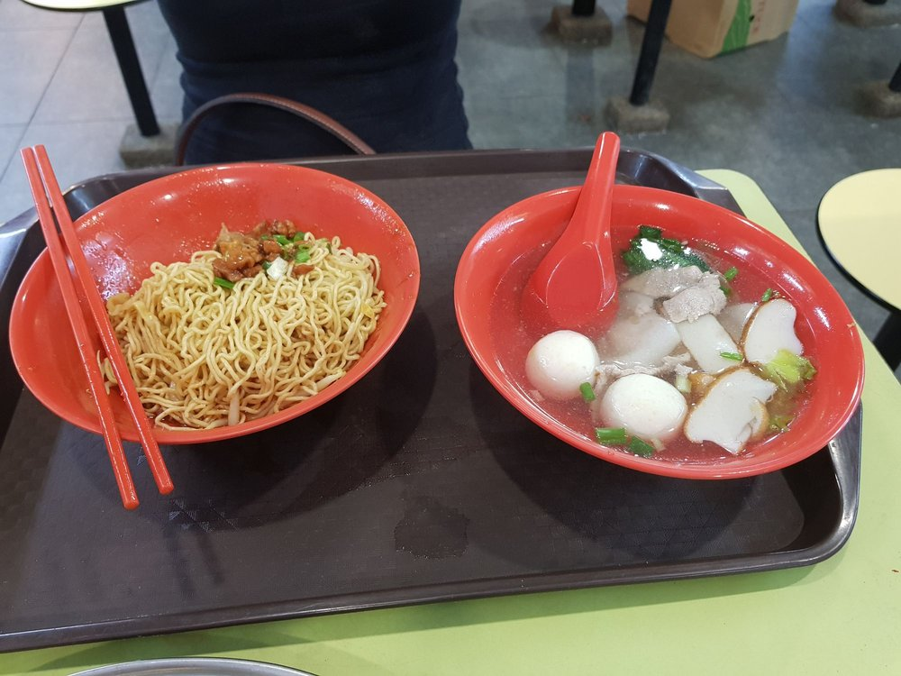 Hua Fa Fish Noodle Singapore