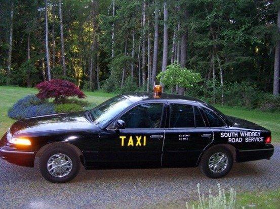 Coupeville Cab Company: Greenbank, WA