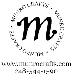 Clever Karen: Soldered Picture Frame Charm Class - Munro Crafts ...