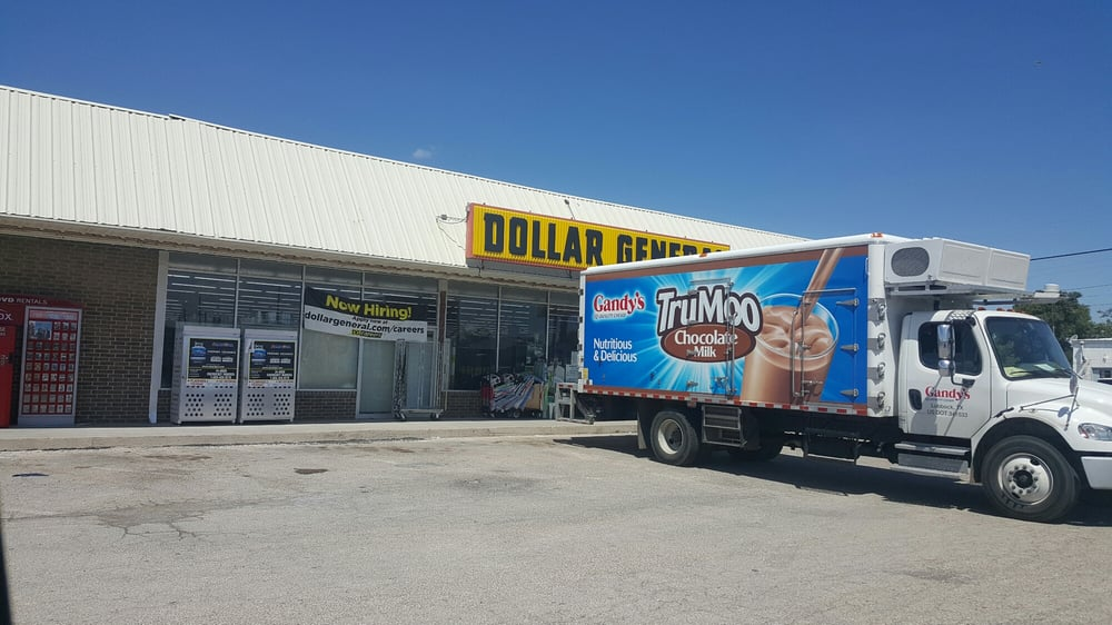 Dollar General Store: 920 S Burleson Ave, Mc Camey, TX