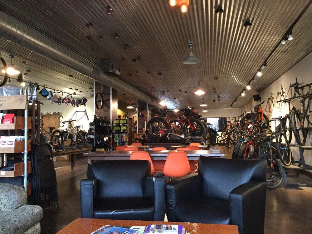 Angry Catfish Bicycle Shop & Coffee Bar