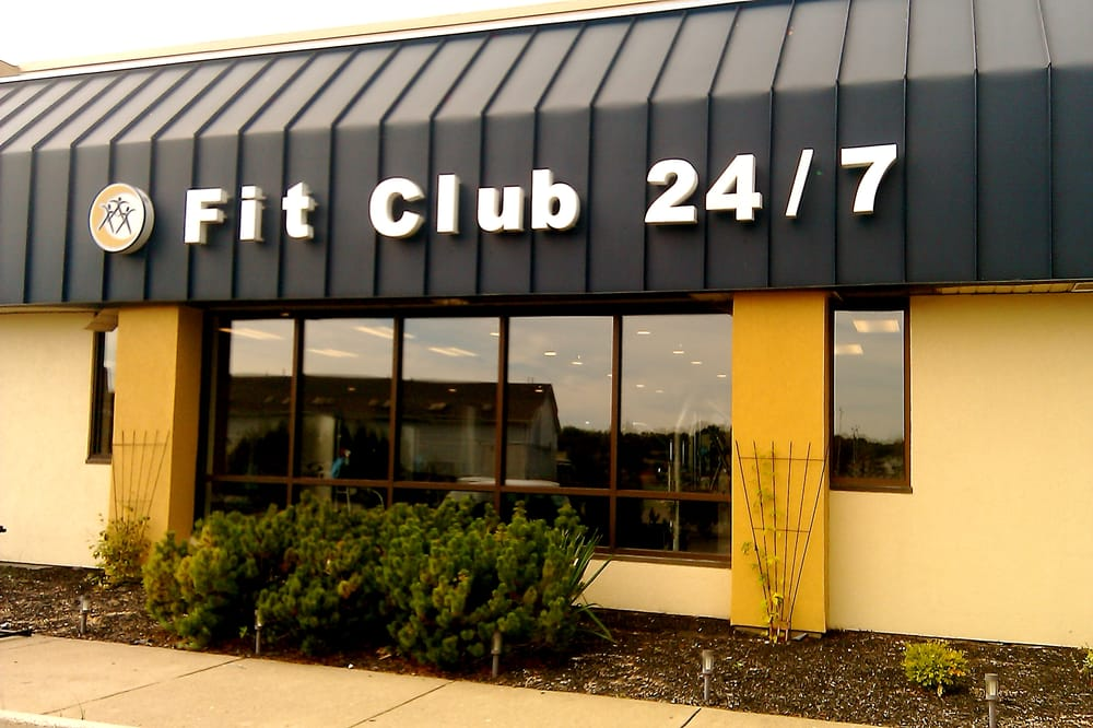 Fit Club 24/7: 5 Megan Dr, Geneseo, NY