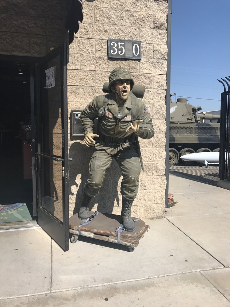 The Supply Sergeant: 3530 Chester Ave, Bakersfield, CA