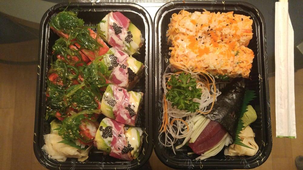 Koi Sushi & Asian Fusion: 375 Main St, Ansonia, CT