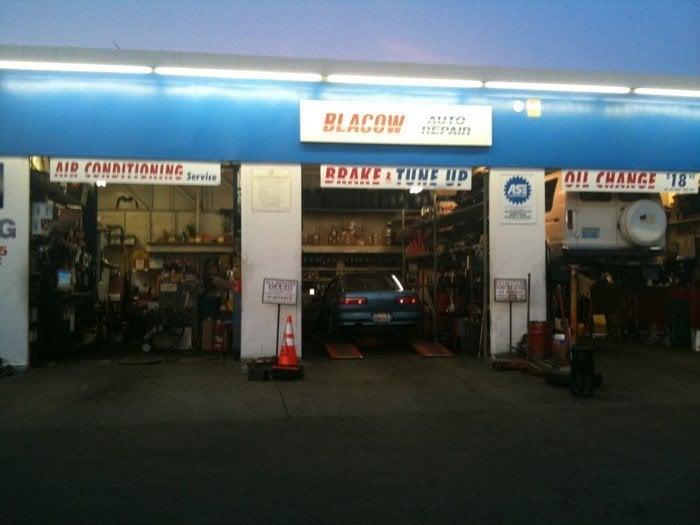 Blacow auto repair 52 recensioni riparazioni auto for Fremont motors service department