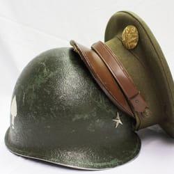 WW2 Militaria Collectibles - German Helmet - Antiques - 122