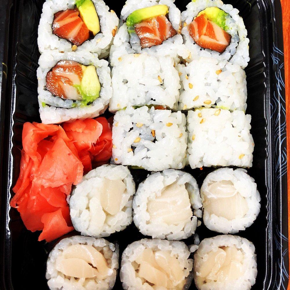 Sushi Cafe: 18015 Highwoods Preserve Pkwy, Tampa, FL