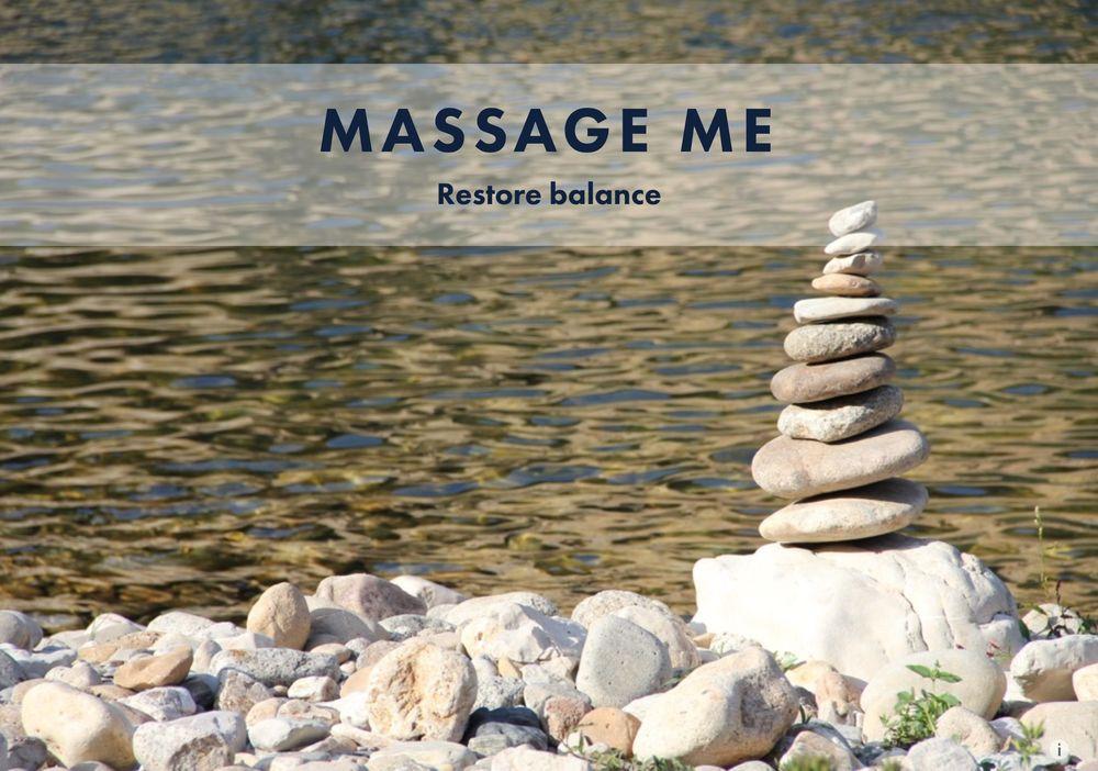 Massage Me: 540 Heights Blvd, Houston, TX
