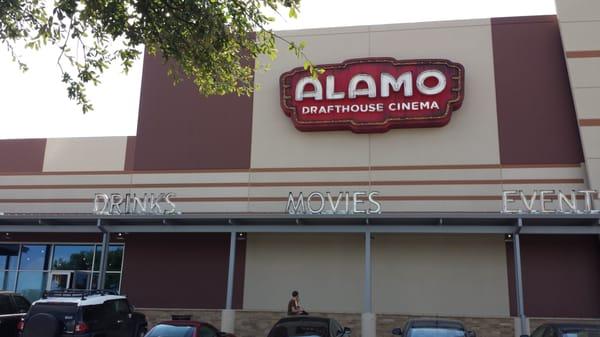 Food And Drink: Alamo Drafthouse Cinema