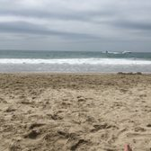 Photo Of Silver Strand Beach Oxnard Ca United States Little Cloudy But