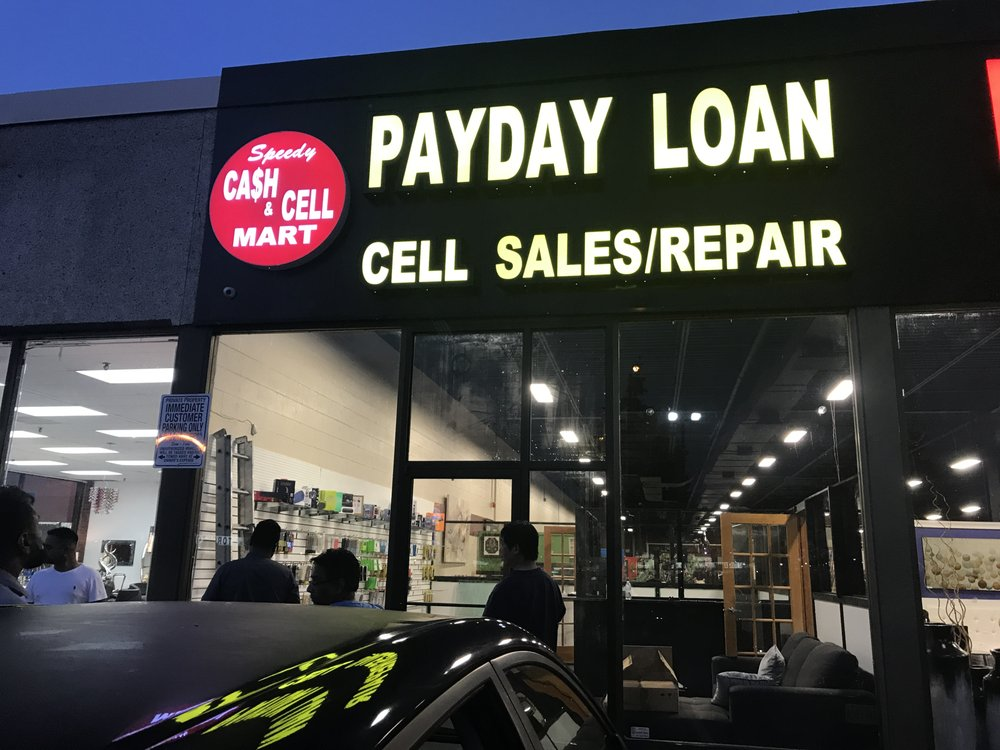 Speedy Cash and Cell Mart