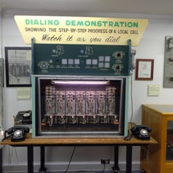 Frank H Woods Telephone Pioneer Museum Museums 2047 M