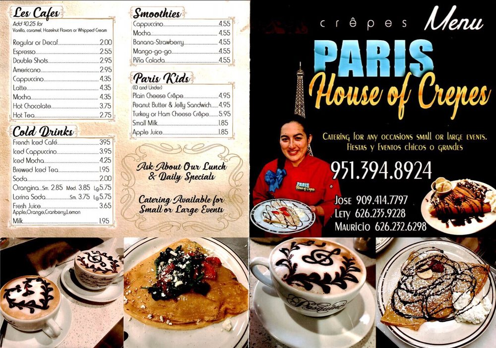 Photo of France House Of Crepes: Moreno Valley, CA