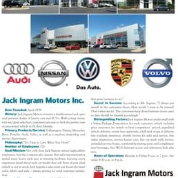 Jack Ingram Nissan 15 Photos Dealerships 227 Eastern