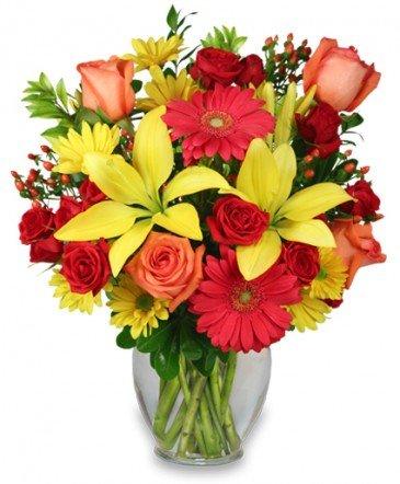 Rustic Rose Your Neighborhood Florist: 116 South Broadway, Tecumseh, OK