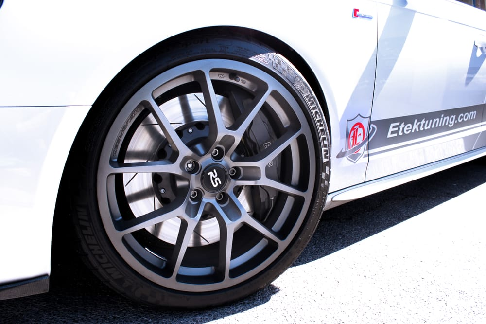 Installation Of Neuspeed 19x9 Rse10 Wheels And Forge