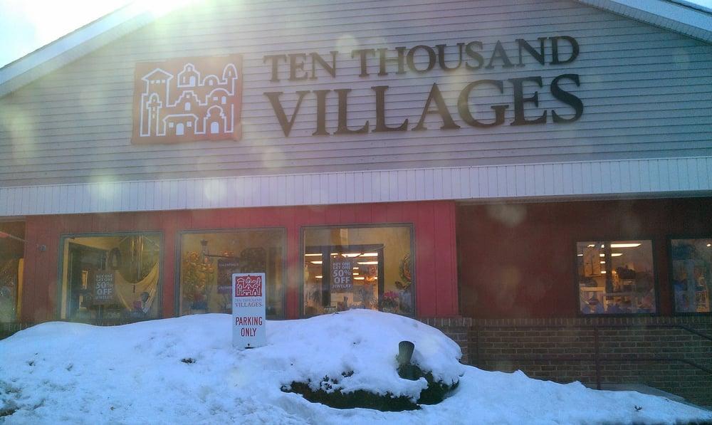 Ten Thousand Villages: 701 Gettysburg Pk, Mechanicsburg, PA