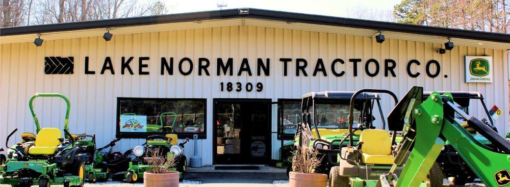 Lake Norman Tractor: 18309 Statesville Rd, Cornelius, NC