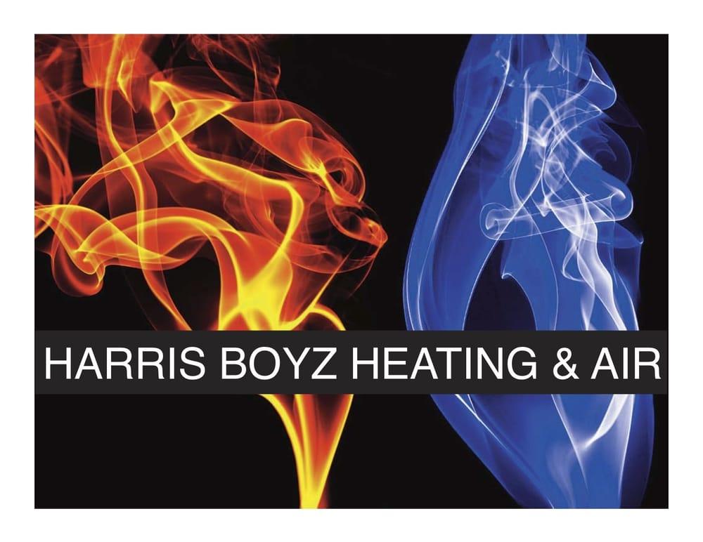 Harris Boyz Heating and Air Conditioning: 115 N 13th Ave, Washington, IA