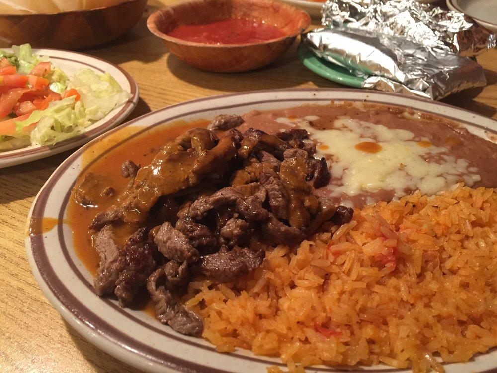 Food from El Campesino