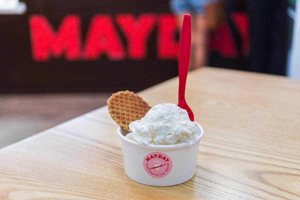 Mayday Ice Cream: 1432 Hendricks Ave, Jacksonville, FL