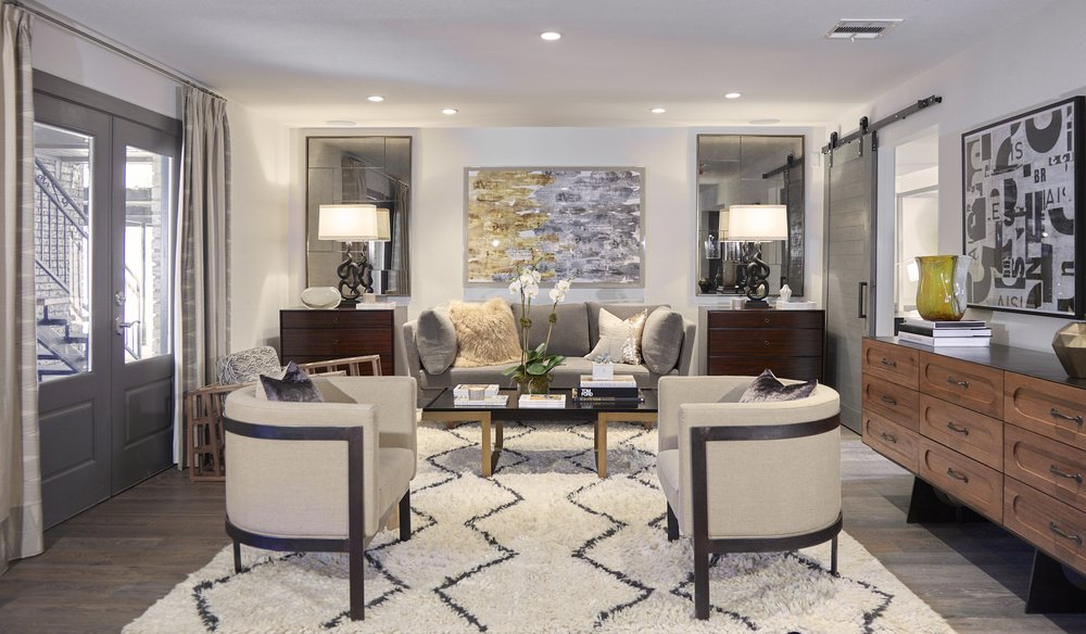 David L Merryman Interior Design
