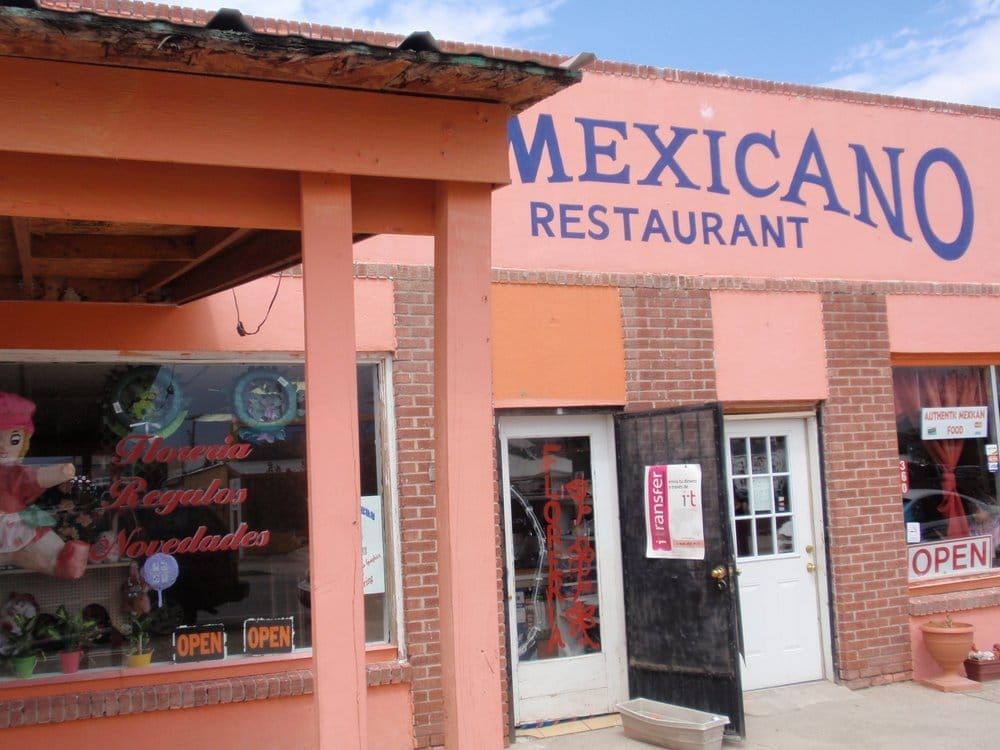 El Mexicano: 360 W Hall, Hatch, NM