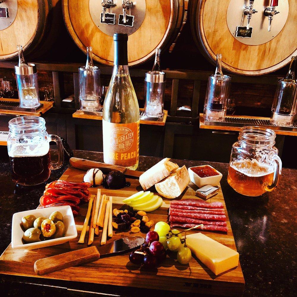 The Oak & Brazen Wine Company