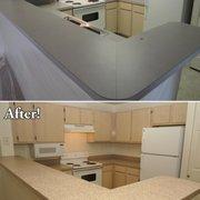 Luxury Miracle Method Kitchen Cabinets