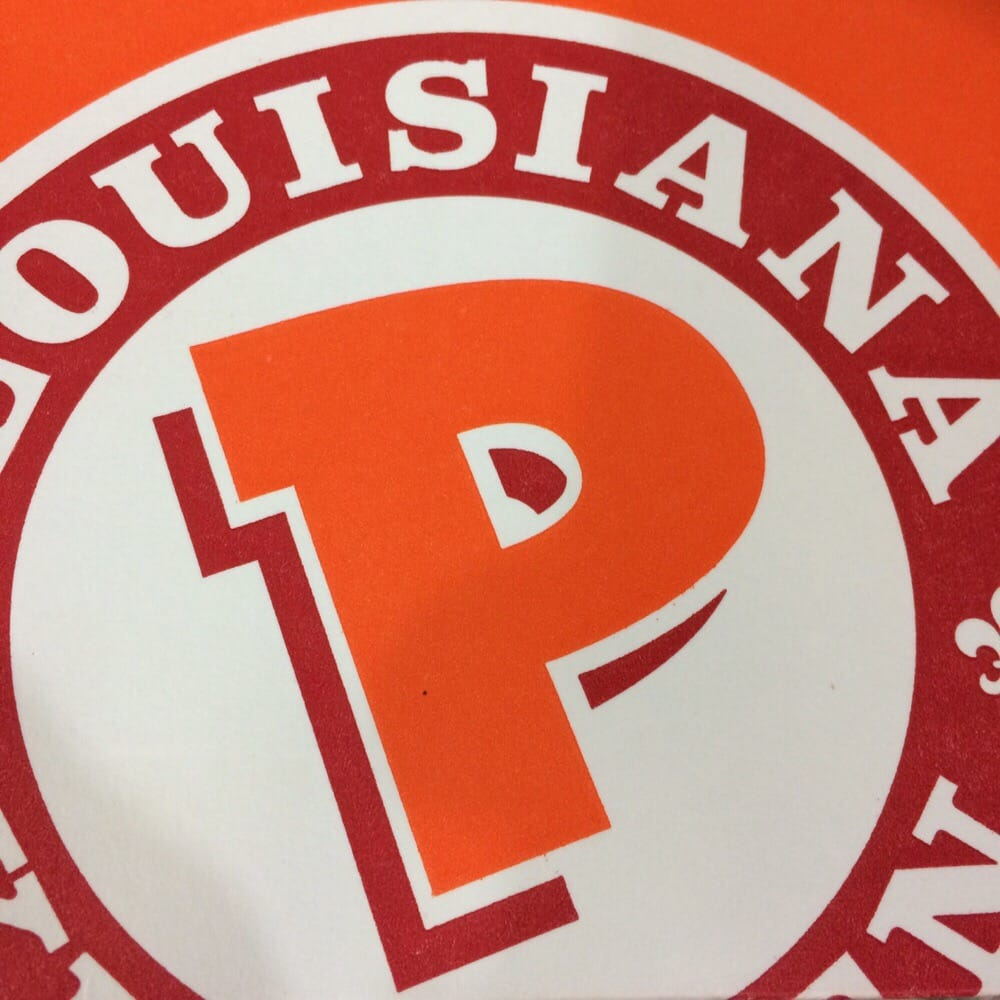 Popeyes Louisiana Kitchen Logo A Turd Was On The Floor  Yelp