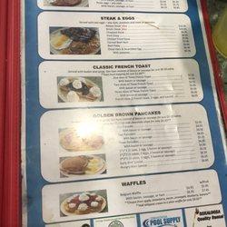 Photo Of Riverside Family Restaurant 2 Oskaloosa Ia United States Menu Page