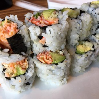 Domo Sushi Menu Virginia Beach