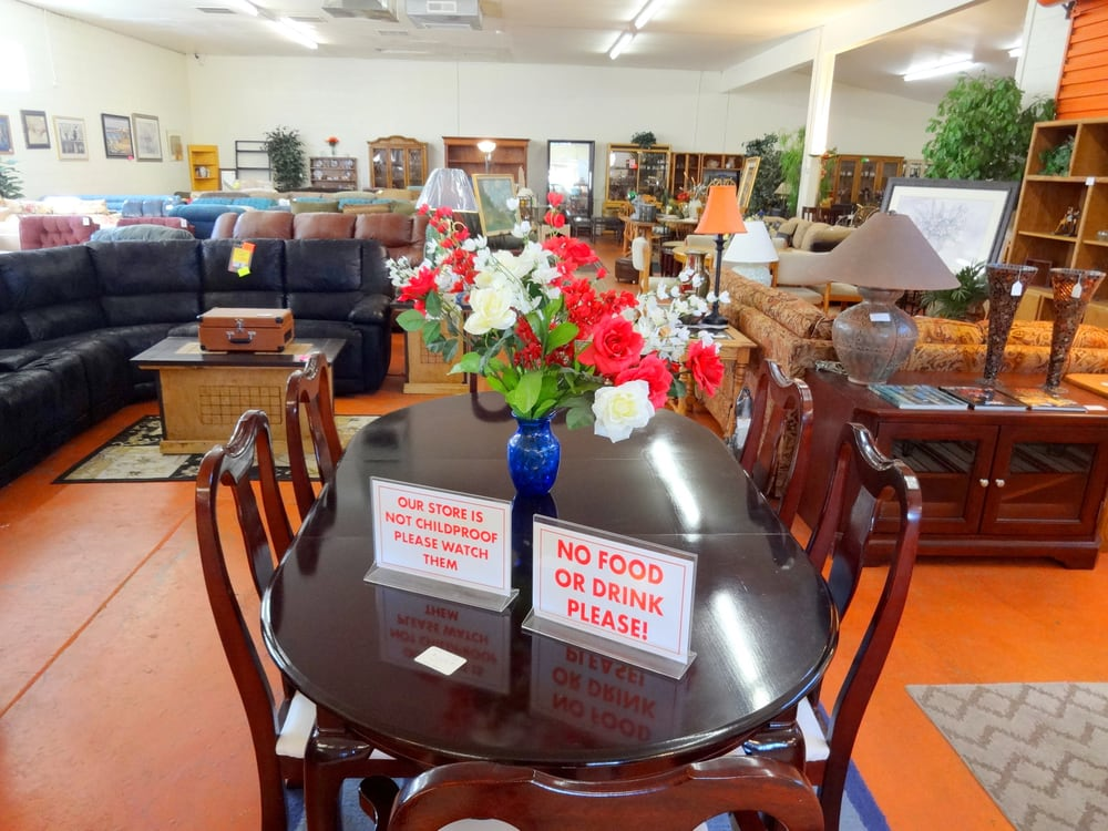 Finicky Used Furniture: 7247 E 1st St, Prescott Valley, AZ