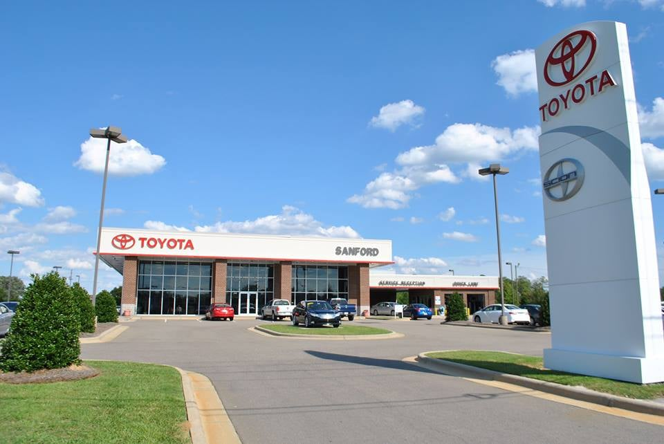 photos for fred anderson toyota of sanford yelp. Black Bedroom Furniture Sets. Home Design Ideas