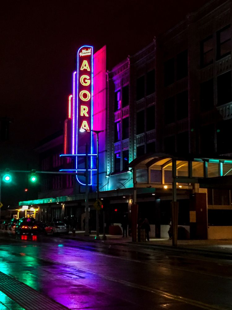 Agora Theatre & Ballroom