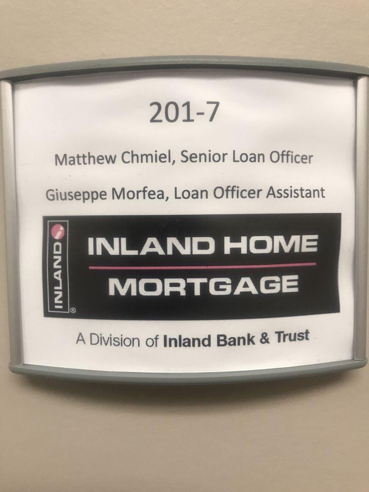 Inland Bank and Trust: 430 Main St, Agawam, MA